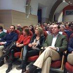 Comenzamos la Junta Directiva Provincial del @PPopularCC con @martinezmaillo y el presidente #Monago https://t.co/dk23pbblYS