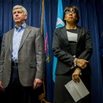 Snyder ordered DEQ to withhold Flint lead test results, emails claim https://t.co/cTO2NwmRDA https://t.co/944PQsUuRa