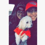 iAmJuliaQ: The three of us didnt plan on matching, honestly. ????❤️???????? #Detroit #RedWings #DetroitRedWings https://t.co/Umh4kDP5iz