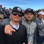 Just kicking it with @jtimberlake https://t.co/zkh2NyTHN1