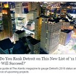 "See if you share our view of where #Detroit hits & misses on ""11 Signs a City Will Succeed"" https://t.co/OsBE593G5O https://t.co/5gPmcPGCf6"