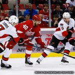 Final: Detroit Red Wings 3, Ottawa Senators 1. https://t.co/mogqLP4d8G