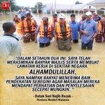 """Saya nampak rakyat menerima baik pendekatan sebegini..."",DS @NajibRazak #KekalNajib https://t.co/likNG2PNZw"