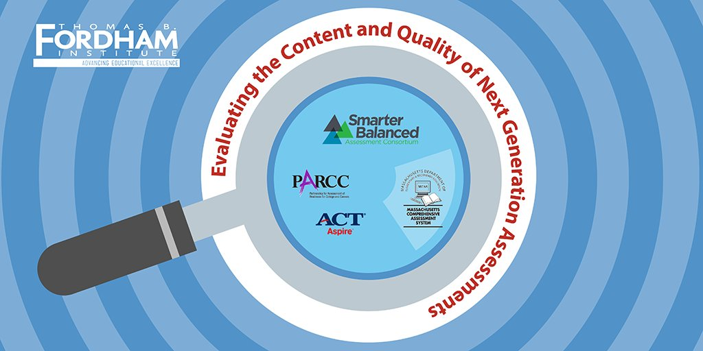 "JUST RELEASED: ""Evaluating the Content and Quality of Next Generation Assessments"" https://t.co/qFV1EgmHXs https://t.co/3Qwcav5QgT"