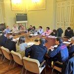 .@antonio_gato1 preside la #MesaGeneralDeNegociación de los #EmpleadosPúblicos del #Ayuntamiento de #Valladolid https://t.co/4DgWBhynfx
