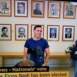 Guy in blue shirt emerges as surprise compromise pick #auspol https://t.co/TpjCAca44O