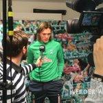 """.@JVestergaard7: """"Enorm wichtiges Spiel. Hoffenheim wird erstmal abwarten und wie wir am Dienstag spielen."""" #svwtsg https://t.co/ElFUmMPRiU"""