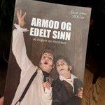 Klar for teaterstykket #armodogedeltsinnn på @TrondelagTeater nå! #kultur #trondheim https://t.co/M7vX8lAZrx