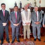 O ministro @aldorebelo frisou a importância de Alcântara ser candidata natural à expansão do ITA https://t.co/dixcnHeAH1