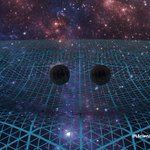 Gravitational waves have been detected for the first time: https://t.co/NBNWFTHyX6 https://t.co/XqsV2cRpba