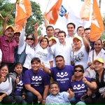 ¡En unidad! #PAN #MovimientoCiudadano #PartidoHumanista #PT #PRD con @gerardogaudiano por #Centro #SomosMás. https://t.co/MIDdyUP9YA