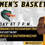 1st 250 Students get this #SouthernMiss Hat at tonights @SouthernMissMBB game! #SMTTT https://t.co/ZKhfqCN1we