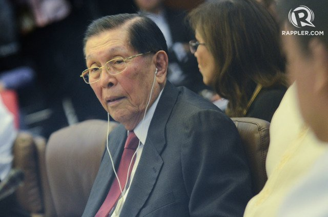 Enrile: Too sick for detention, but fit to work? https://t.co/kTwXM5GDz3 https://t.co/I9bsTWPioQ