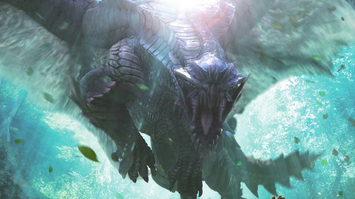 Top 10 Monster Hunter Monsters https://t.co/zN6LSiB95z https://t.co/NwMHdcyXuu