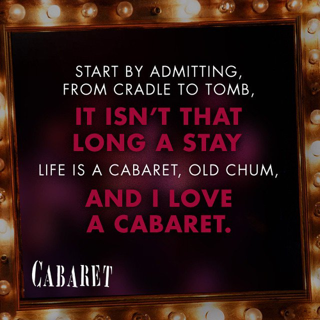 Retweet for the chance to win a pair of tickets to the 1st performance of @Cabaret_Musical on Feb 9th! #CabaretTour https://t.co/mYr539Ayt0