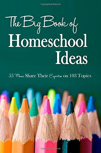 A MUST HAVE Homeschooling Resource: The Big Book of #Homeschool Ideas #ihsnet https://t.co/QzA3plsleR {aff} https://t.co/33WOZl5FR3