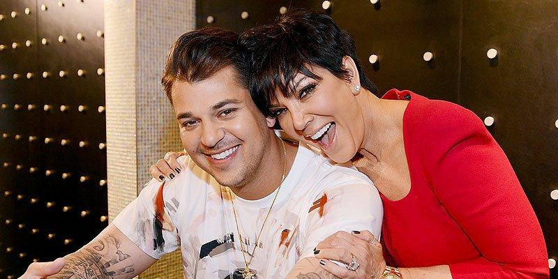 Rob Kardashian spends time with mom Kris Jenner amid Blac Chyna family drama
