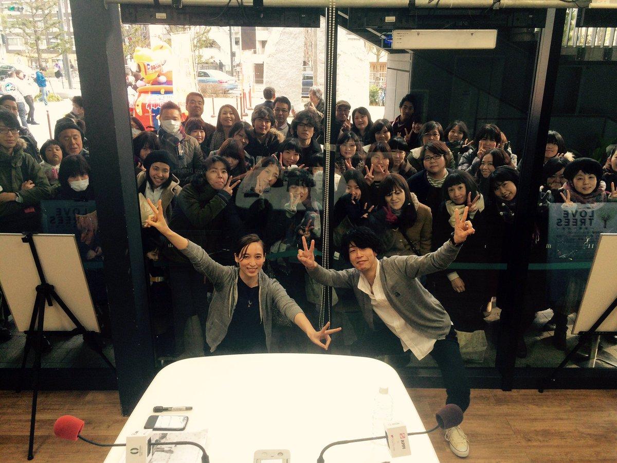 金曜日です!4時半からは、 TOKYO FM APPJ presents  LOVE TREES 未来への杜  今週のゲストは、 GRAPEVINEの田中和将さんです! https://t.co/186WWNHk6e