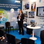 @HyVolution CTerzian #Airliquide présente le MOOC new #energy technologies dév. avec @Grenoble_EM et @TENERRDIS https://t.co/x9Z4T6jfe7