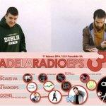 El 11 #DIAdelaRADIOEPS en la #UA con: Batalla de gallos, concurso de programas, concierto... https://t.co/j0kT8Yt5NV https://t.co/m8bAweXoNo
