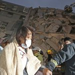 【New】台湾南部で大地震、17階建てマンションなど崩壊(画像集) https://t.co/iousH8LhD3 https://t.co/JYugXyujHT