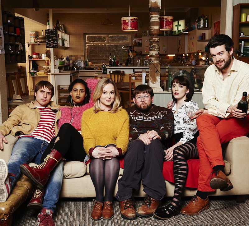 The final series of Fresh Meat is set to start on Monday 22nd February: https://t.co/5C2QQJ3IH0 https://t.co/HvyEh69y1T