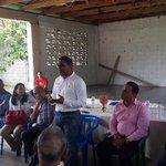 El Ing. Ramón Pepín ofrece palabras centrales en el municipio de Guananico, P.P. @PresidenciaRD @MOPCRD https://t.co/7Ay23xkvEM