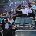 ¡Que presidentazo llevo! Lo canta Kinito, pero lo confirma Barahona. Danilo da seguidilla! #DaniloVueltaAlLago https://t.co/CmSxXuXgiR