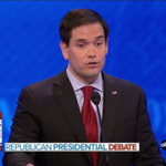 """Rubio: Dems """"are the extremists when it comes to abortion"""" https://t.co/kC3aMxIwxq #GOPdebate https://t.co/tH5fJjMS5i"""