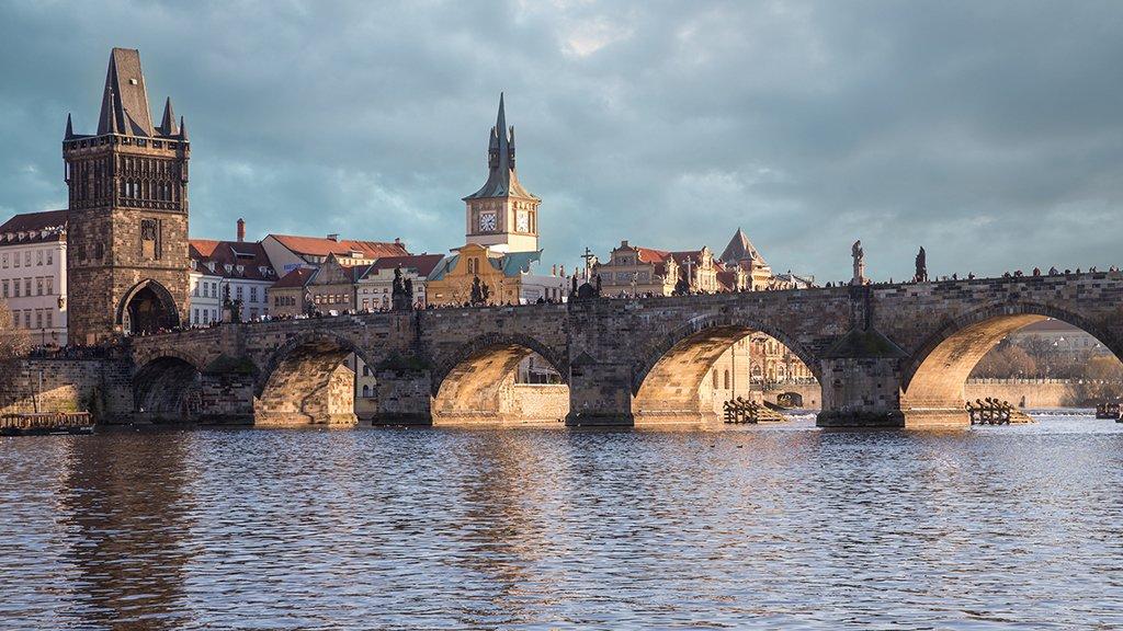 Charles Bridge, Prague | Photography by ©Chris Chabot https://t.co/OcSfrQqgMF