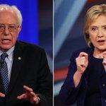 .@HillaryClinton and @BernieSanders war over Wall Street escalates https://t.co/KUUgMcPbbe via @ElizLanders https://t.co/bDZYzy28iE