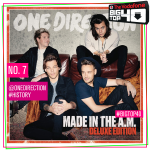 No.7: #History by @onedirection. Lets just point out this is its 9TH week in the countdown😳 https://t.co/M28oeC0eqC https://t.co/graUma6lXD