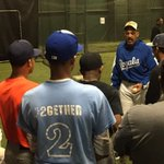 Former @Royals first baseman instructing at @kcmoRBI clinic today @41ActionNews https://t.co/wskS7Q726V