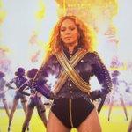 CUZ I SLAY @Beyonce #SB50 https://t.co/UeSzW84yuv