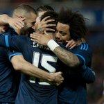 #LigaBBVA FINAL: Granada 1-2 Real Madrid. Gol de Youssef El Arabi (60), Karim Benzema (30) y Luka Modric (85). https://t.co/WtWHNHGHz6