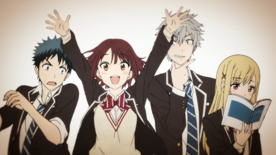 Yamada-kun and the 7 witches 山田くんと7人の魔女(Requested ☆彡)
