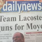 Nhai Macomrades since when did it become a crime in Zanu PF to refuse to join a faction in support of the President? https://t.co/WbsYE0WJf7
