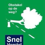 Het waait in Schiedam Obstakel op de weg? Bel 14 010 #SnelHerstel @schiedam_nl @HermanKriek @leonvleon @LBBSchiedam https://t.co/zQlFth6MlO