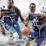 Through their first 2 years in the league this is how @22wiggins compares w/ former #BBVARisingStars MVP @KDTrey5 https://t.co/CiNOIDcjvK