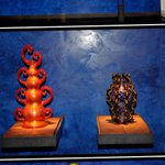 Here is a better pic of the stolen piece from the Chihuly Collection.#stpetepd is investigating https://t.co/fPoNeSsmad