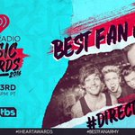 RTs count! #BestFanArmy #Directioners #iHeartAwards https://t.co/5nxeb1mi26