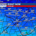 Its still rather Chilly for this Southerner. #alwx https://t.co/WkZIoJIuCo