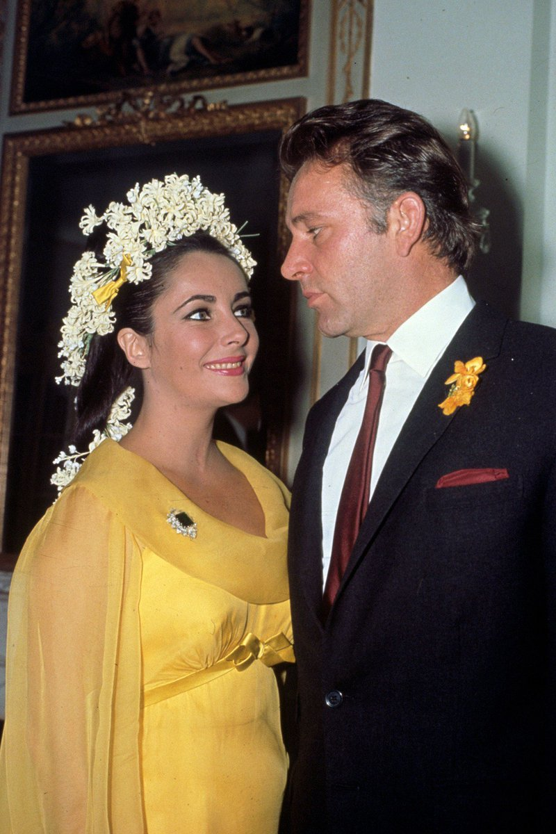 From liberty ross in black to elizabeth taylor in yellow, the best ...