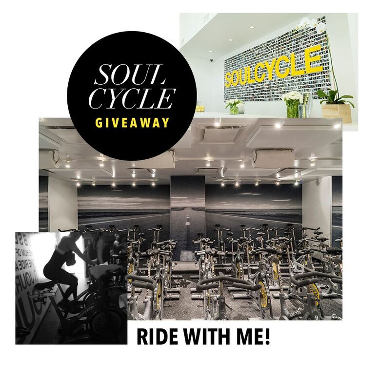My LA subscribers! Head to khloewithak to enter my next @soulcycle giveaway!!! https://t.co/LcnBaSYLIO https://t.co/hGHiFDAFcI