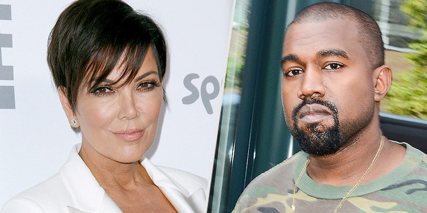 Why Kris Jenner is 'concerned' about Kanye West's outbursts