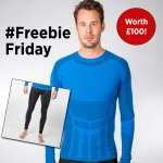 Just RT and follow to enter this week's #FreebieFriday. A £100 bundle of base layers from @megmeistersport! https://t.co/UQKMaQMvDx