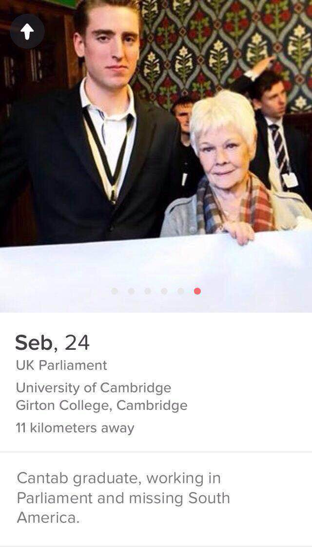 sexiest tinder profiles