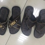 See the lovely shoes that I bought at the made in Aba trade fair. As good as made in Italy #BuyNaijaToGrowTheNaira https://t.co/x8a5fY1xWL