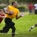 Take the tackle out of youth tackle football https://t.co/ZqqAzNoFDZ https://t.co/b6zOsJJ6iL