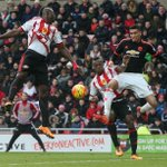 FT Sunderland 2-1 Man Utd A big 3 points for #SAFC - more disappointment for Van Gaal... https://t.co/7PCFh0K5Ub https://t.co/5jPI1UjyPZ